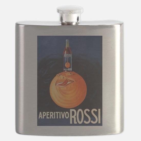 Italy Liqueur Flask