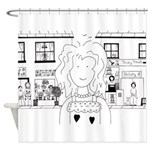 emma walters memories.hope Shower Curtain