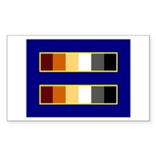 Equality Bear Rectangle Decal
