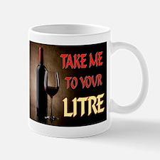 LITRE Mugs