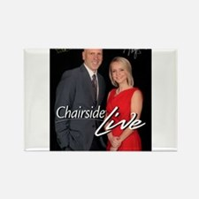 Chairside Live Rectangle Magnet
