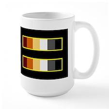 Equality Bear Black Mug