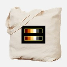 Equality Bear Black Tote Bag