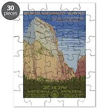 Zion Park Puzzle