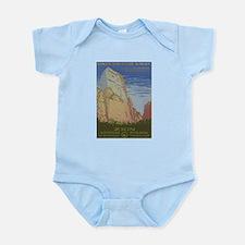 Zion Park Infant Bodysuit