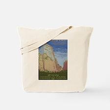 Zion Park Tote Bag