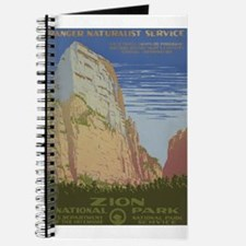 Zion Park Journal