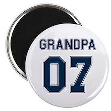 Blue Grandpa 07 Magnet