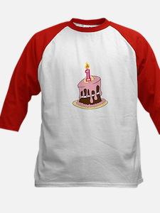 1st Birthday cake/ Baseball Jersey