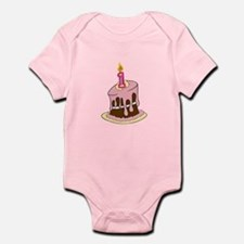 1st Birthday cake/ Body Suit