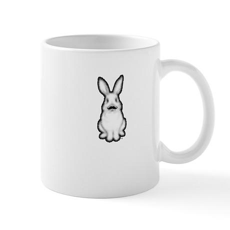 Mr. Cottontail Mug