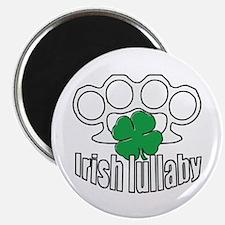 "Shamrock Irish Lullaby. 2.25"" Magnet (10 pack)"