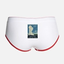Yellowstone Women's Boy Brief