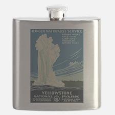Yellowstone Flask