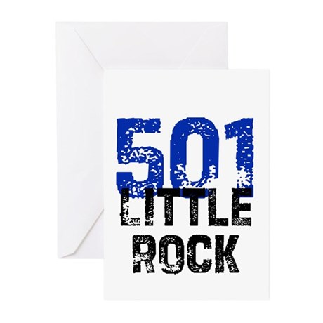 501 Greeting Cards (Pk of 10)