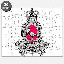 RAANC badge Puzzle