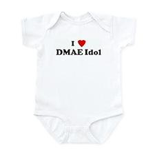 I Love DMAE Idol Infant Bodysuit