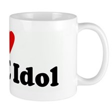 I Love DMAE Idol Mug
