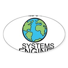 Worlds Greatest Systems Engineer Decal
