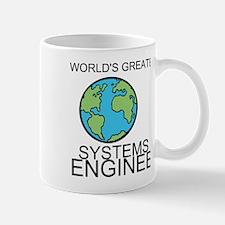 Worlds Greatest Systems Engineer Mug
