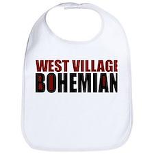 Greenwich Village Bohemian Bib