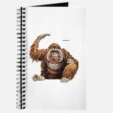 Orangutan Ape Journal