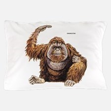 Orangutan Ape Pillow Case