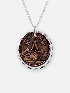 Cute Freemason Necklace
