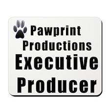Pawprint Productions Mousepad
