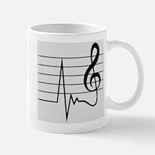 clef_pulse Mug