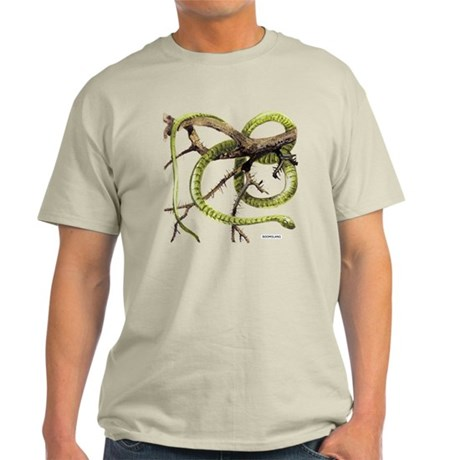 Boomslang Snake Light T-Shirt