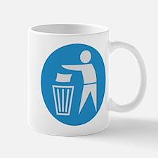 garbage_can Mug
