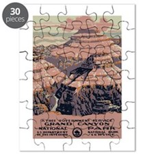 Yellowstone Puzzle