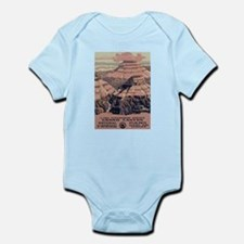 Yellowstone Infant Bodysuit