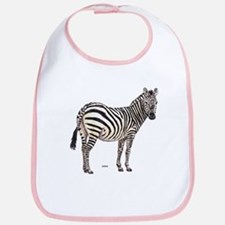 Zebra Animal Bib