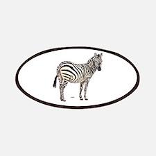 Zebra Animal Patches