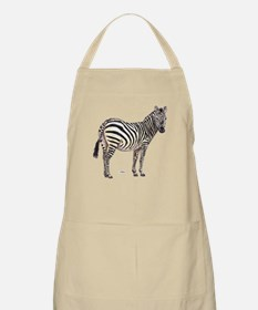 Zebra Animal Apron