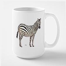 Zebra Animal Mug