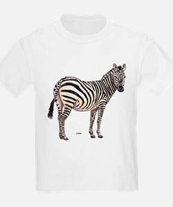 Zebra Animal T-Shirt