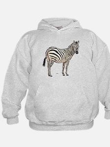 Zebra Animal Hoodie