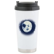 A Trip to the Moon - Jules Verne Travel Mug