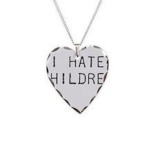 I Hate Children Necklace