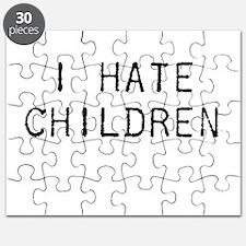 I Hate Children Puzzle