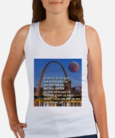 Go West To Join The Quest Women's Tank Top