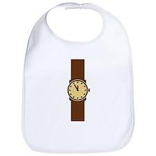 wristwatch Bib