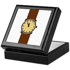 wristwatch Keepsake Box