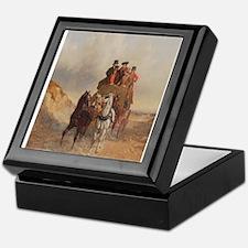 The Royal Coach Ride Keepsake Box