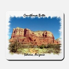 Courthouse Butte Mousepad