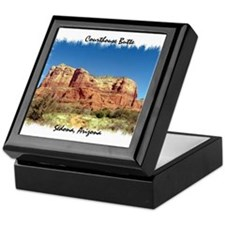 Courthouse Butte Keepsake Box