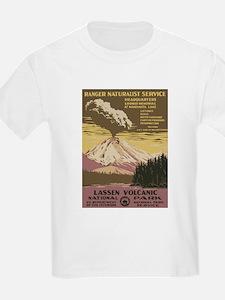 Lassen Volcanic T-Shirt